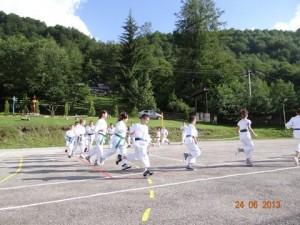 JKA ROMANIA 2013 – Tabara de vara