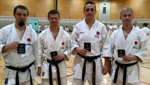 JKA ROMANIA 2015-WINDSOR SPRING CAMP 2015