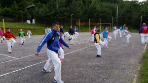 JKA ROMANIA 2015-Tabara Nationala Retezat