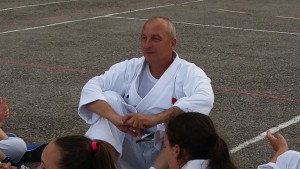 JKA ROMANIA KAWASOE GRUP 2015 Summer Camp