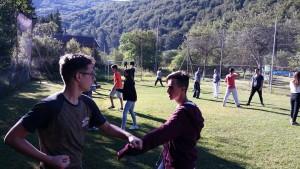 JKA Romania-Tabara Nationala 2016-Sensei-Senpai-Kohai
