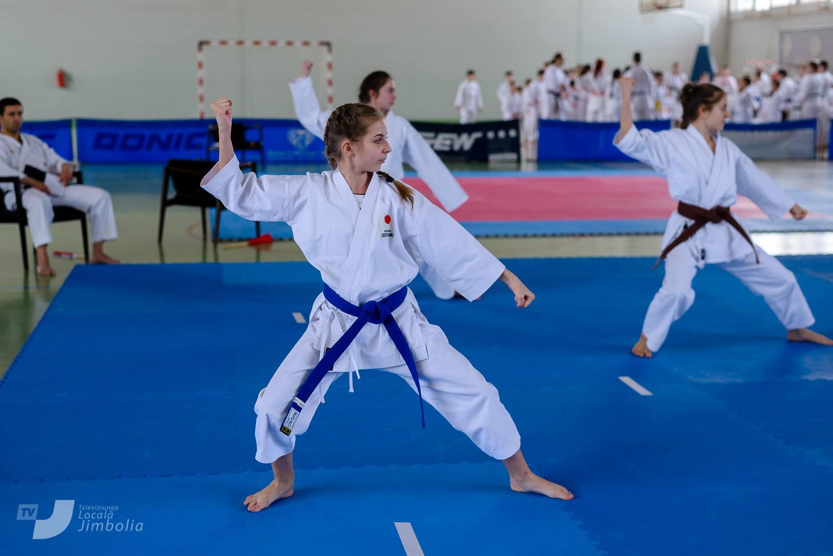 Campionatul National JKA Jimbolia 2018