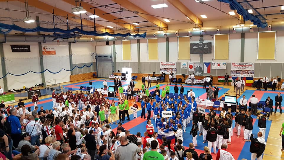 2019 JKA European Championship-Kadan Cehia