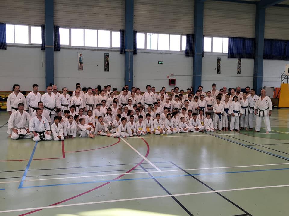 2019 JKA Gasshuku with Kobayashi Shihan Timisoara&Sannicolau Mare 6-9 Iunie