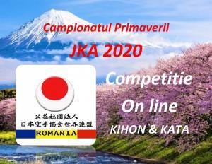 Campionatul  Primaverii JKA 2020